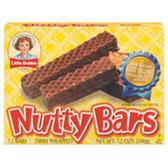 Little Debbie Nutty Bars -12 ct