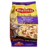 Bertolli Dinner For Two Shrimp Scampi and Linguini -24 oz