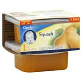 Gerber Baby First Food - Squash