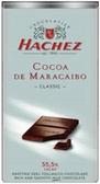 Hachez Maricaibo Bar 55% milk -3.5oz