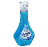 Scope Outlasting Long Lasting Pepperment Mouthwash - 750 Ml