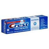 Crest Pro Health Clean Mint Whitening Toothpaste - 6 Oz