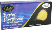 Pamela's Butter Shortbread Cookies -7.25oz