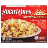 Weight Watchers Smart Ones Scrambled Ham & Cheese-6.49oz