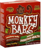 Monkey Bars - Strawberry Vanilla -5 bars