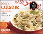 Lean Cuisine - Chicken Carbonara -1meal