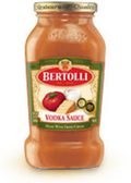 Bertolli Vodka Sauce - 24 oz