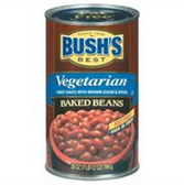 Bush's  Best Vegetarian Fat Free Baked Beans -28 oz