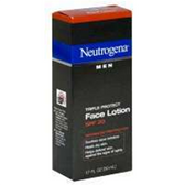 Neutrogena Triple Protect Face Lotion Spf20 - 1.7 Fl. Oz.