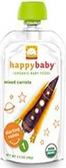 Happy Naturals - Mixed Veggie -4oz