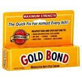Gold Bond Medicated Anti Itch Cream - 1 Oz