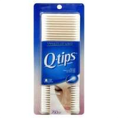 Q-Tips Cotton Swabs - 750 Count
