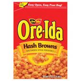 Ore Ida Hash Browns -30 oz