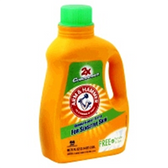 Arm and Hammer Liquid Laundry Detergent Perfume And Dye Free