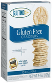 Glutino Crackers - Original -4.4oz