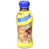 Nesquik Reduced Fat Chocolate Milk - 16 oz