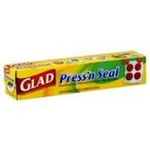 Glad Press N Seal Plastic Wrap - 70 Sq. Ft.