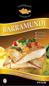 Australia's Aquaculture - Barramundi Fillets -12oz