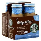 Starbucks Mocha Frappaccino Lite Iced Coffee -4 pk