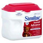 Similac Soy Isomil Powder Formula