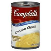 Campbell's Cheddar Cheese Condensed Soup  - 10.75 oz