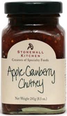 Stonewall Kitchen - Apple Cranberry Chutney -8.5oz