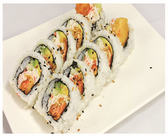 Tempura Salmon Roll -9 pieces