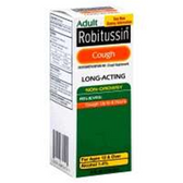 Robitussin Maximum Strength Cough Liquid - 4 Fl. Oz.