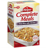 Betty Crocker Chicken Helper Chicken Fried Rice -5.5 oz