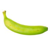 Organic Green Banana - 2LB