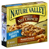Nature Valley Roasted Nut Crunch Peanut -6 pk