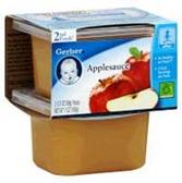 Gerber Baby 2nd Food - Applesauce