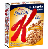 Kellogg's Special K Honey Nut Cereal Bar