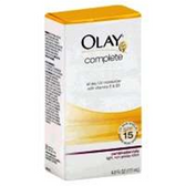 Olay Complete Combination/Oily Moisturizer Spf 15 - 6 Fl. Oz