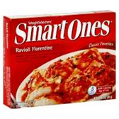 Weight Watchers Smart Ones Frozen Ravioli Florentine-8.5 oz
