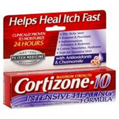 Cortizone 10 Intensive Healing Formula Cream - 1 Oz