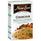 Near East Broccoli & Cheese Couscous Mix -5.4 oz