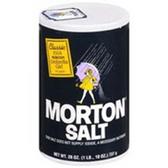 Morton Salt -26 oz