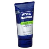 Nivea For Men Double Action Face Wash - 5 Fl. Oz