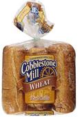 Cobblestone Mill - Wheat Sub rolls -6ct