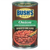 Bush's Best Onion Baked Beans -28 oz