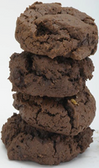 Double Chocolate Chip Cookies -18ct