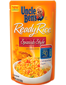 Uncle Ben's Ready Rice - Spanish Style -8.8oz