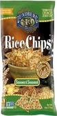 Lundberg Rice Chips - Sesame & Seaweed -6oz