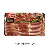 Tyson Center Cut Bacon - 12 oz