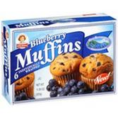 Little Debbie Blackberry Muffins -6 ct