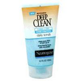 Neutrogena Deep Clean Shine Control Daily Scrub - 4.2 Fl. Oz.