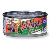 Chicken of the Sea Pink Salmon Chunk Style in Water-5 oz