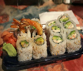 Tempura Roll -9 pieces