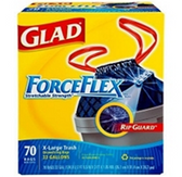 Glad Force Flex Large Trash Bags